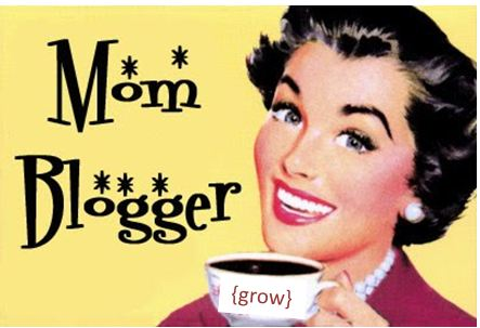 The Rise Of The Mum Blog